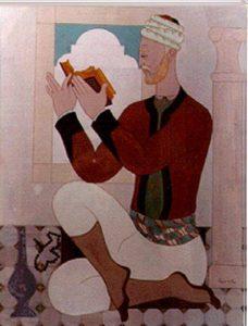 Abdelaziz Gorgi Peinture