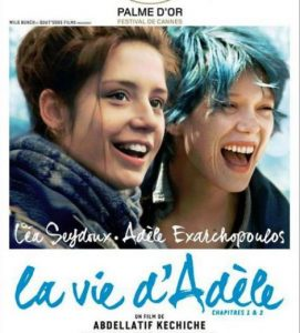 """Abdellatif Kechiche """"La vie d'Adèle"""""""