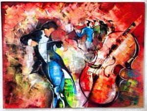 Chedly Ben Jabria peinture