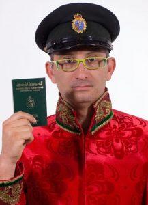 "Hatem Karoui ""Pass'Port"""