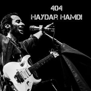"""Haydar Hamdi album """"404"""""""