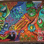 Irane Ouanes peinture