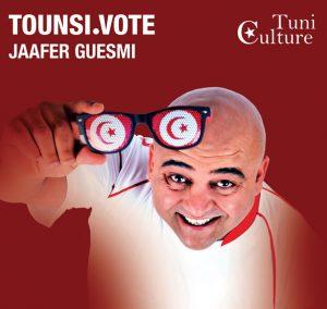 "Jaafar Guesmi ""Tunis vote"""