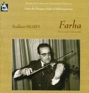 "Kaddour Srarfi album ""Farha"""