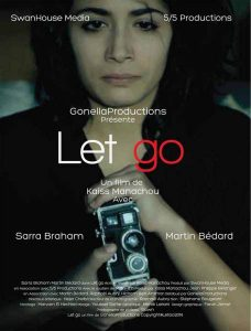 "Kaiss Manachou ""Let go"""
