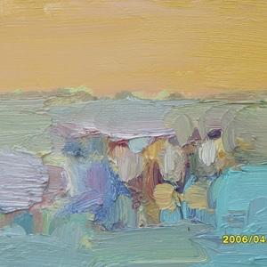 Kawther Bahri Darghouth peinture