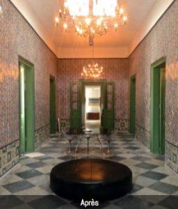 Khansa Ben Farhat - maison restaurée à la Goulette