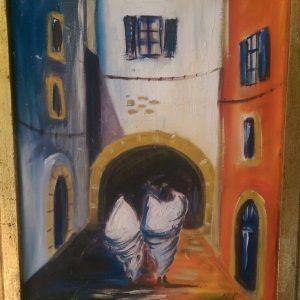 Khemaies Neji peinture