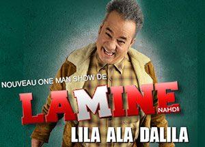"""Lamine Nahdi """"Lila ala Dalila"""""""