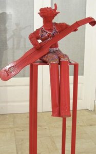 Najet Gherissi sculpture