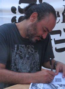 Nidhal Ghariani alias E-Révolution