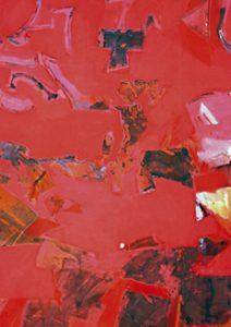 Rafik El Kamel peinture