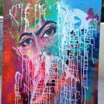 Selmen Nahdi peinture