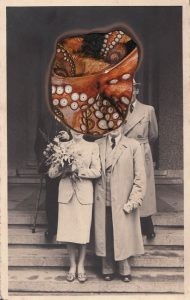 Tahar M'hamdi collage