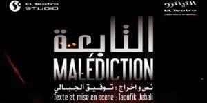 "Taoufik Jebali ""Malediction"""