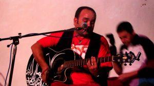 Yasser Jeradi sur scène