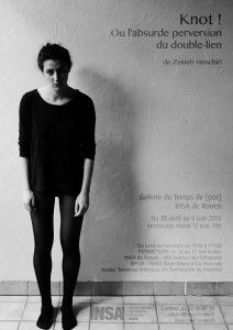 """Zeineb Henchiri """"Knot"""""""